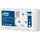 Туалетная бумага Tork в стандартных рулонах (T4), 184 листа