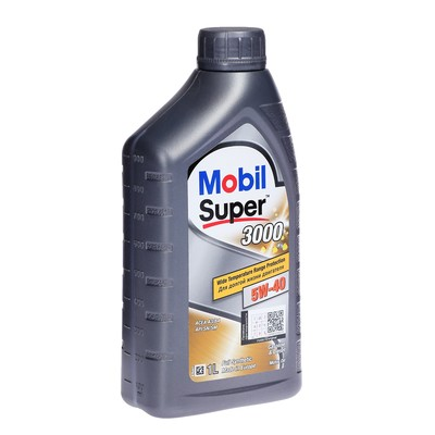 Масло моторное Mobil SUPER 3000 X1 5w-40, 1 л