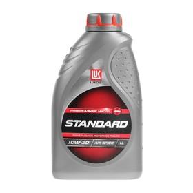 Моторное масло Лукойл Стандарт 10W-30 API, SF/CC, 1 л 19430