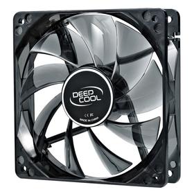 Вентилятор Deepcool WIND BLADE 120 120x120x25 3pin 27dB 1300rpm 119g голубой LED Ош