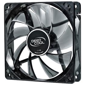 Вентилятор Deepcool WIND BLADE 80 80x80x25 3pin 20dB 1800rpm 60g голубой LED Ош