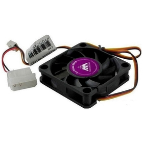 Вентилятор Glacialtech IceWind 6015 60x60x15 3pin+4pin (molex) 25dB 75g BULK Ош