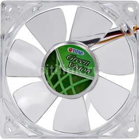 Вентилятор Titan TFD-8025GT12Z 80x80x25 3pin 15dB 1400rpm 40g Z-AXIS Ош