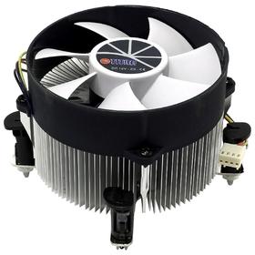 Кулер Titan TTC-NA02TZ/RPW1 Soc-1150/1155/1156 4pin 14-33dB Al 105W 427g клипсы Z-AXIS   151708