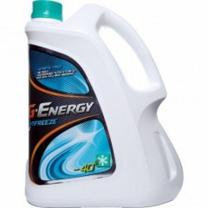 Антифриз G-Energy NF 40 зелёный, 5 кг