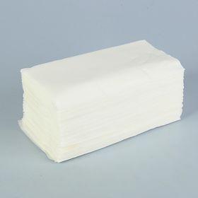Полотенца бумажные V-сложения, 25 г/м², 200 листов Ош