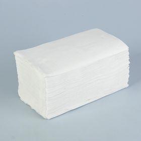 Полотенца бумажные V-сложения, 35 г/м², 250 листов