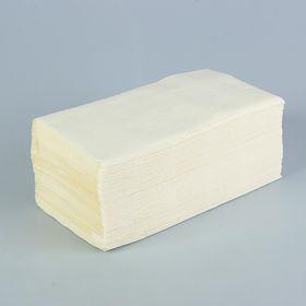 Полотенца бумажные V-сложения, 25 г/м², 2-х слойные, 200 листов