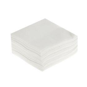 Салфетка белая 24х24, 50 листов Ош