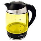 Чайник электрический Starwind SKG2215, 2200 Вт, 1.8 л, желтый