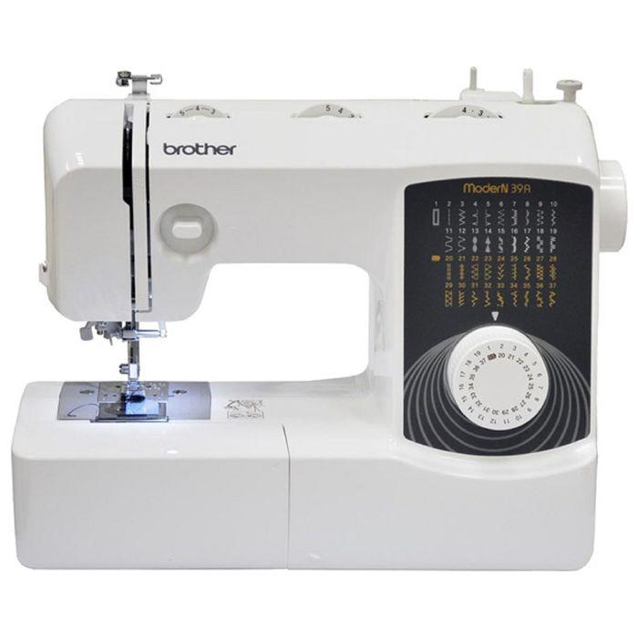 Швейная машина Brother ModerN 39A, 36 операций, обметочная, потайная, эластичная строчка