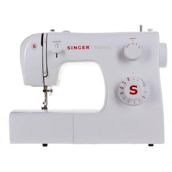Швейная машина Singer Tradition 2250, 10 операций, обметочная, потайная, эластичная строчка