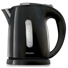 Чайник электрический Philips HD4646/20, 2400 Вт, 1.5 л, пластик, черный