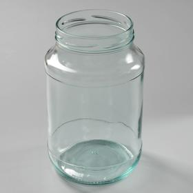 Банка стеклянная 2 л То-100 мм