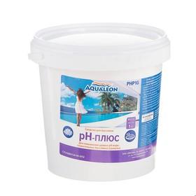 Регулятор pH-плюс Aqualeon гранулы, 1 кг Ош