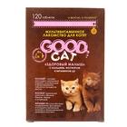 Мультивитаминное лакомство GOOD CAT для котят, здоровый малыш, 120 таб
