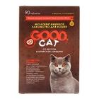 Мультивитаминное лакомство GOOD CAT для кошек, альпийская говядина, 90 таб