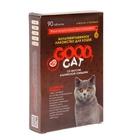 Мультивитаминное лакомство GOOD CAT для кошек, альпийская говядина, 90 таб - Фото 2
