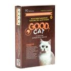 Мультивитаминное лакомство GOOD CAT для кошек, норвежский лосось, 90 таб - Фото 2
