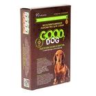"""Мультивитаминное лакомство GOOD DOG для собак, """"Здоровье кожи и шерсти"""", 90 таб - Фото 2"""
