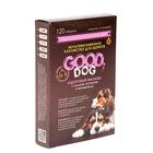 """Мультивитаминное лакомство GOOD DOG для щенков, """"Здоровый малыш"""", 120 таб - Фото 2"""