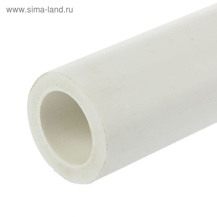 """Труба полипропиленовая """"РВК"""", однослойная, d=32 мм, PN20, 2 м"""
