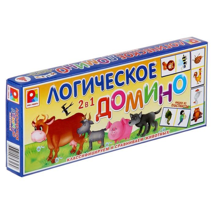 """Домино """"Животные"""""""
