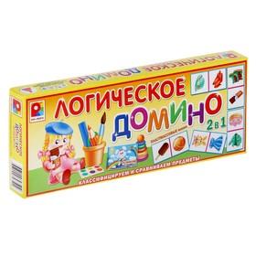 """Домино """"Предметы №1"""""""