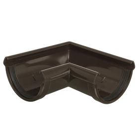 Угловой элемент 90° шоколад DÖCKE LUX Ош