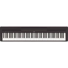 YAMAHA P-45B - цифровое пианино (PA-150 в комплекте)