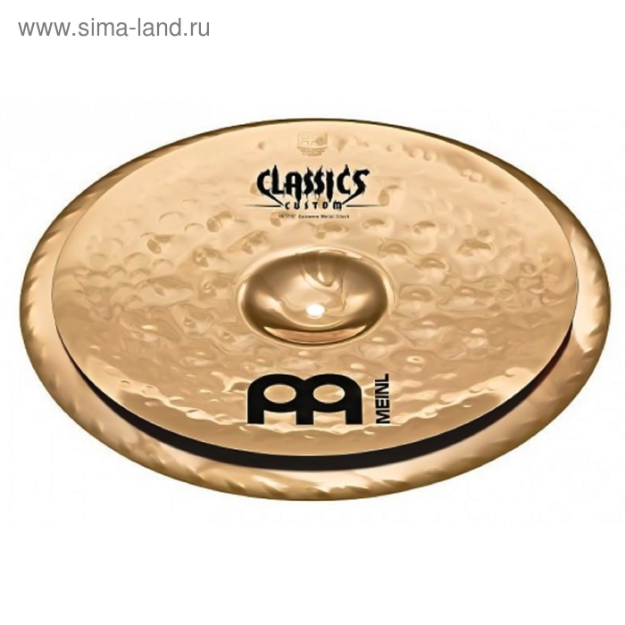 "Тарелка MEINL CC16/18EMS-B Extreme Metal Stack 16""/18"""