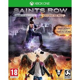 Игра для Xbox One Saints Row IV - Re-Elected Ош