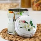 Банка для сыпучих продуктов «Чайная церемония», 800 мл, d=9,9 см, круглая, МИКС - Фото 3
