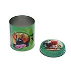 Банка для сыпучих продуктов «Чайная церемония», 800 мл, d=9,9 см, круглая, МИКС - Фото 4
