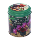 Банка для сыпучих продуктов «Чайная церемония», 800 мл, d=9,9 см, круглая, МИКС - Фото 6