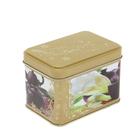 Банка для сыпучих продуктов «Чайная церемония», 400 мл, d=6,9 см, прямоугольная, МИКС - Фото 6