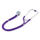 Стетофонендоскоп CS Medica CS-421, тип Раппапорт, цвет фиолетовый