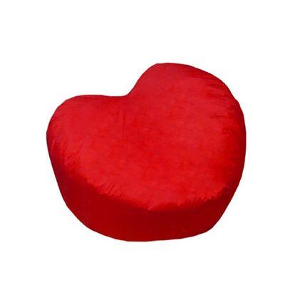 Кресло-мешок Сердце пуфик, ткань нейлон - Фото 1