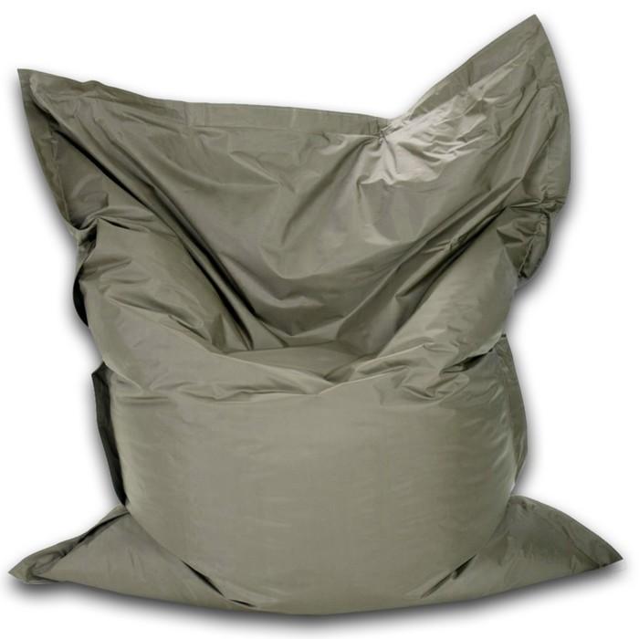 Кресло-мешок Мат макси, ткань нейлон, цвет бежевый