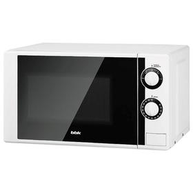 Микроволновая печь BBK 20MWS-704M/W, 700 Вт, 20 л, белая
