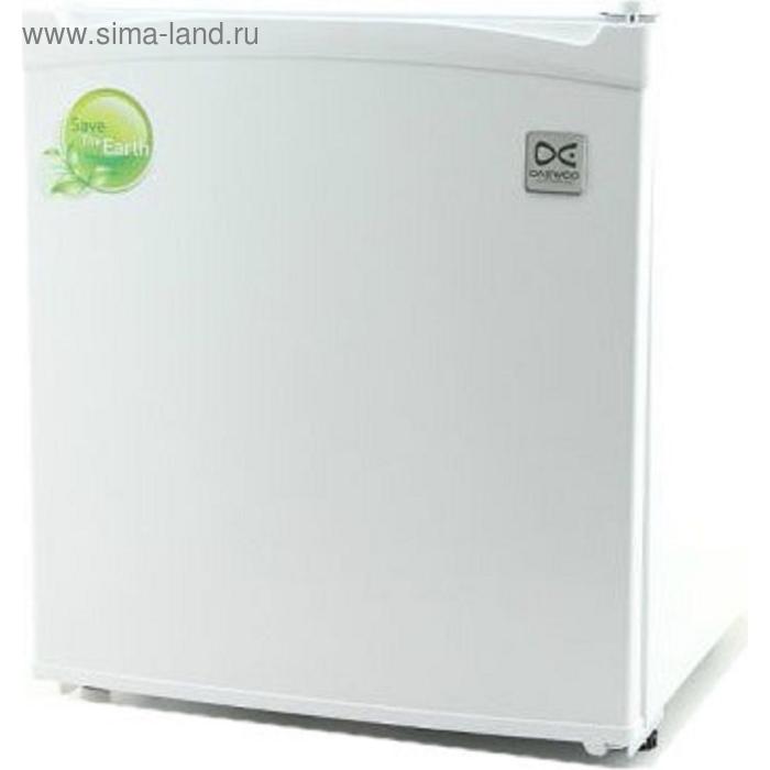 Холодильник Daewoo FR-051AR, класс А+, 59 л, полка для бутылок, белый