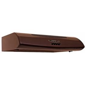 Вытяжка Gefest ВО 2601 К47, плоская, 300 м3/ч, 60 см, коричневая