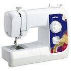 Швейная машина Brother G 20, 17 операций, обметочная, потайная, эластичная строчка