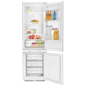 Холодильник Indesit B 18 A1 D/I , встраиваемый, класс А, 273 л, Low Frost, белый