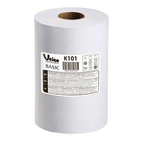 Полотенца бумажные Veiro Professional Basic в рулонах, 200 метров
