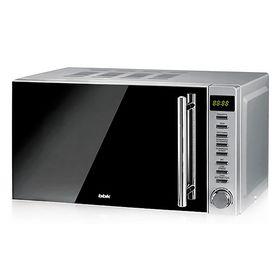 Микроволновая печь BBK 20MWS-721T/BS-M, 700 Вт, 20 л, серебристая