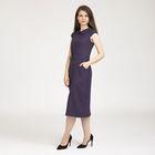 Платье женское, размер 42, рост 170 см, цвет принт (арт. Y4071-0303)