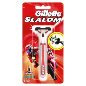 Бритва Gillette Slalom, 1 сменная кассета