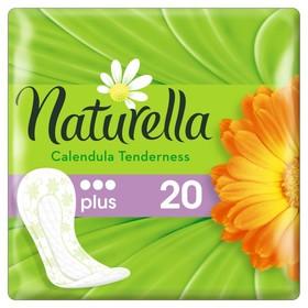 Ежедневные прокладки Naturella Calendula Tenderness Plus, 20 шт.