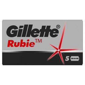 Сменные лезвия для безопасных бритв Rubie, 5 шт